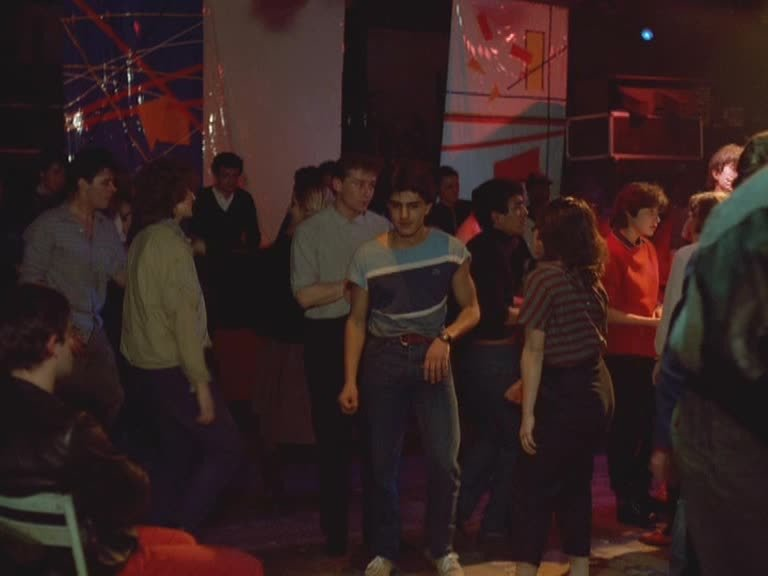The disco scenes in Rohmer's films are amazing