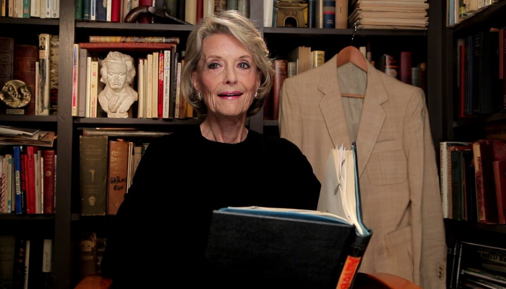 Constance Towers reading for A Fuller Life (2013)