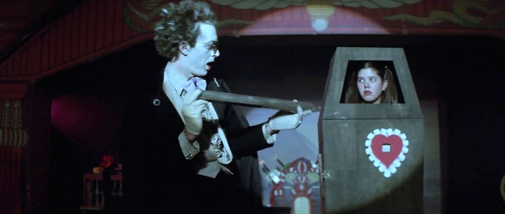Kids' stuff? The Funhouse (1981)