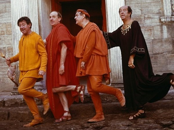 A Funny Thing Happened on the Way to the Forum (1966)