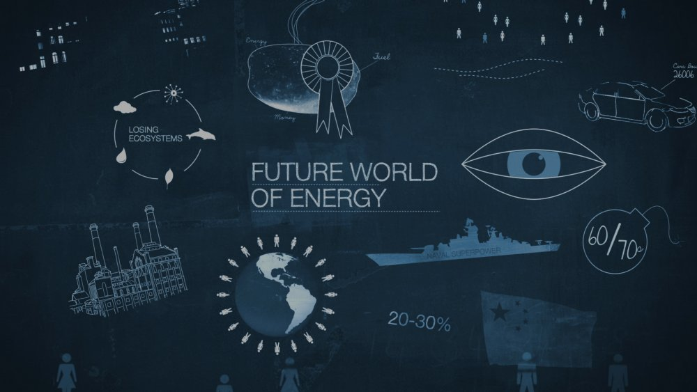 The Future World of Energy (2013)