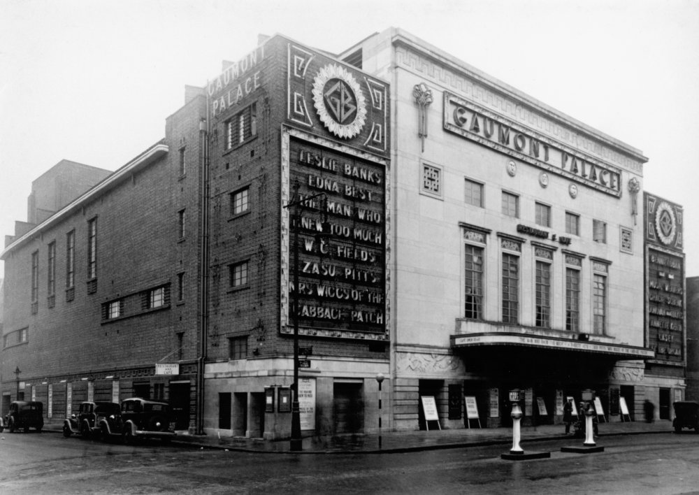 Gaumont Palace, King's Road, London, 1934