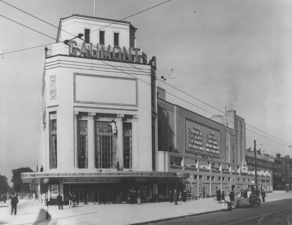 Gaumont Holloway, London, c.1937