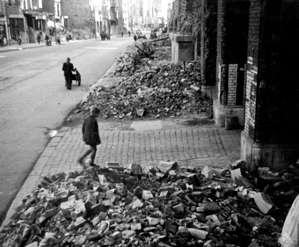 Image result for berlin post war pictures