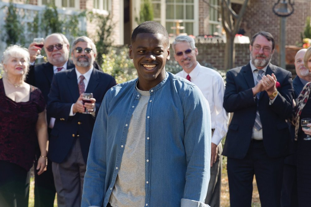 Jordan Peele's directorial debut Get Out is nominated for Best Picture, Actor, Director and Original Screenplay