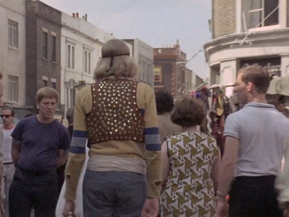 Getting It Straight in Notting Hill Gate (1970)