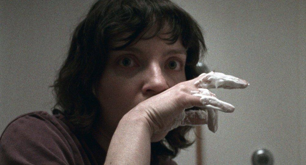 Larissa Corriveau as Adèle in Ghost Town Anthology