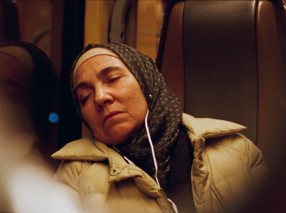 Saadia Bentaïeb as Khadija in Ghost Tropic