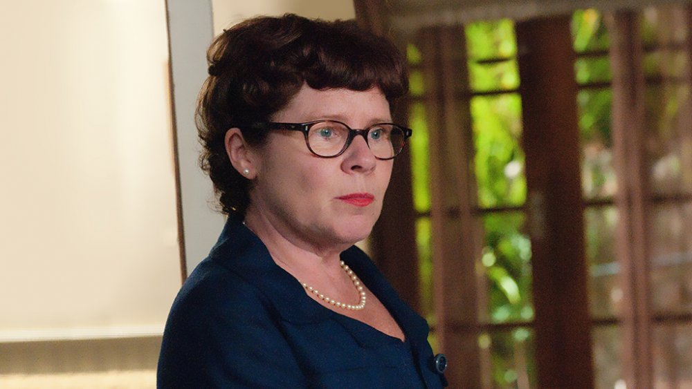 Imelda Staunton as Alma Reville in The Girl (2012)