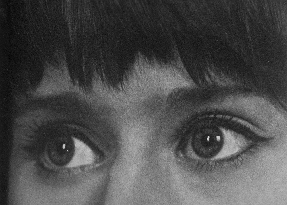 Rita Tushingham as Kate in Girl with Green Eyes (1964)