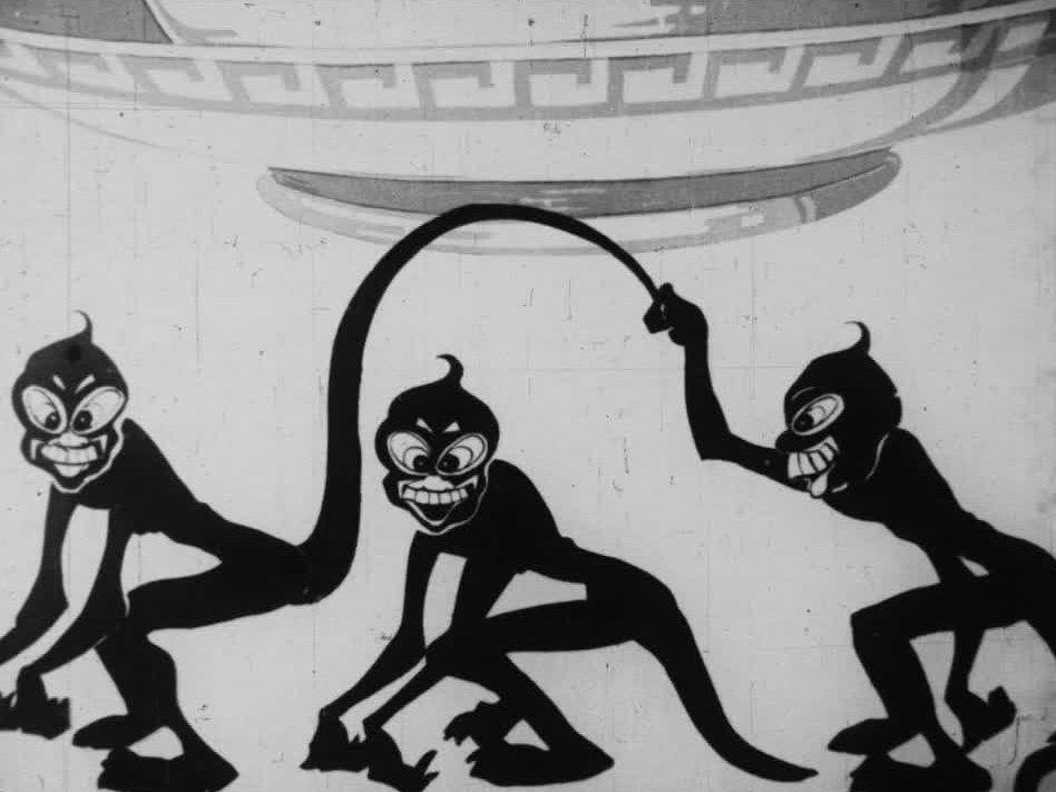 Giro the Germ Episode 1 (1927)