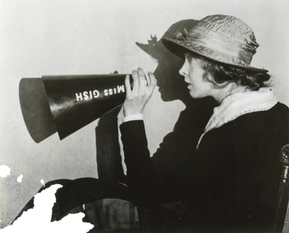 Lillian Gish wrote and directed one film, the now-lost Remodelling Her Husband (1920), with intertitles by Dorothy Parker, before pronouncing directing to be 'a man's job'