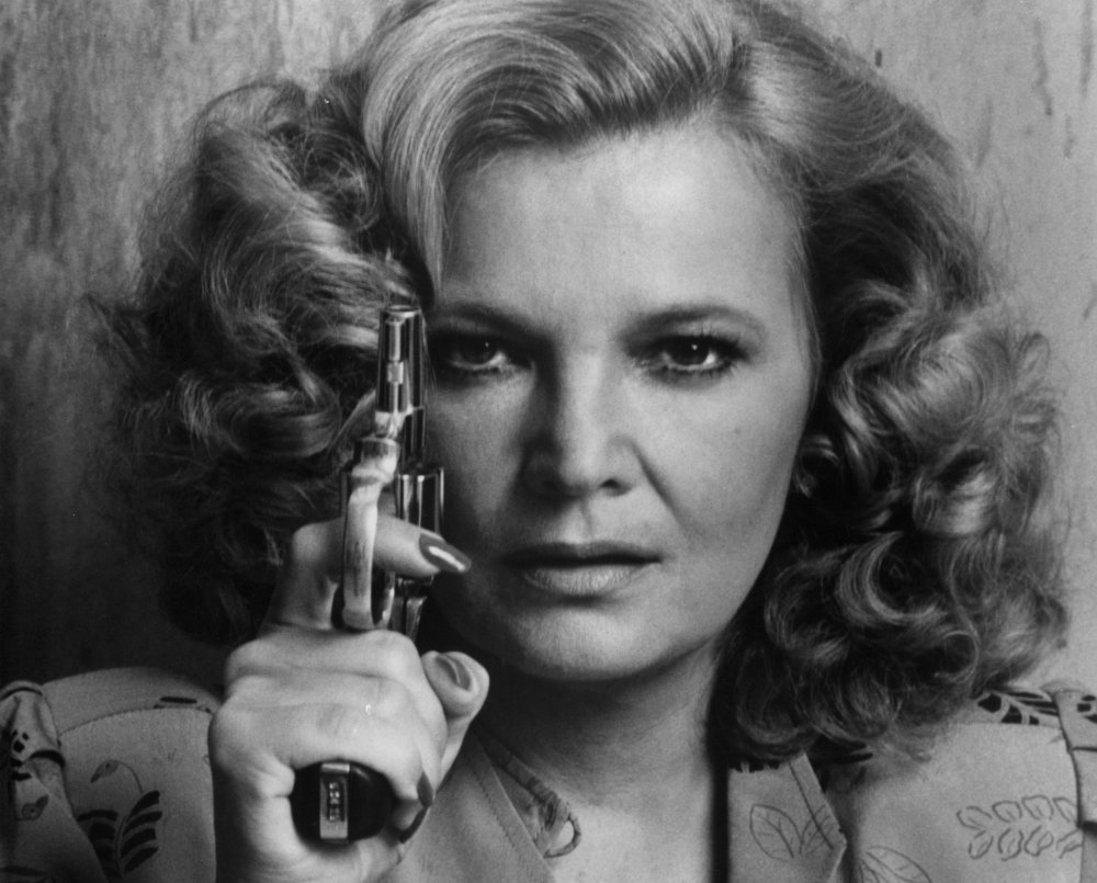 Gena Rowlands young