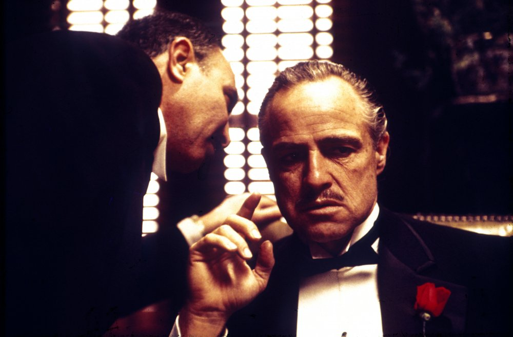 It's difficult to imagine the Godfather trilogy without Willis's groundbreaking use of low lighting and underexposed film. In The Godfather (1972), as Mafia patriarch Don Corleone, Marlon Brando's eyes appear hooded in shadow, while his office is a lair of murky morality broken by shafts of light