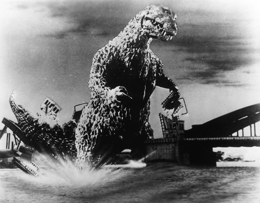 Godzilla (1954): hopelessly puerile?