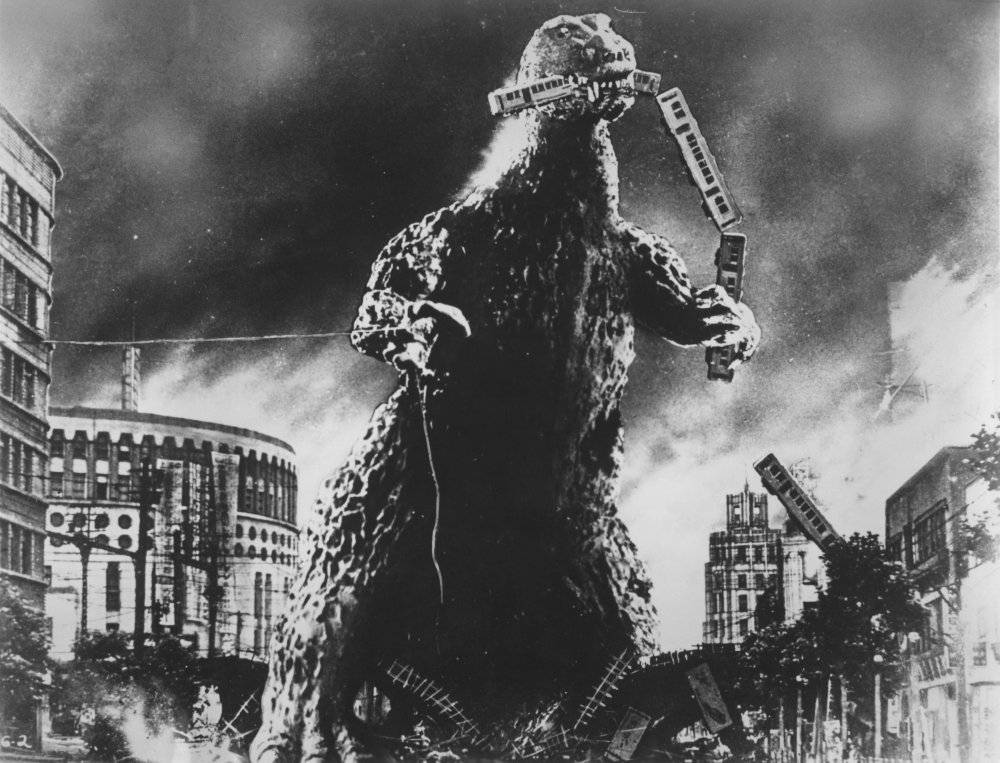 Godzilla (Gojira, 1954)