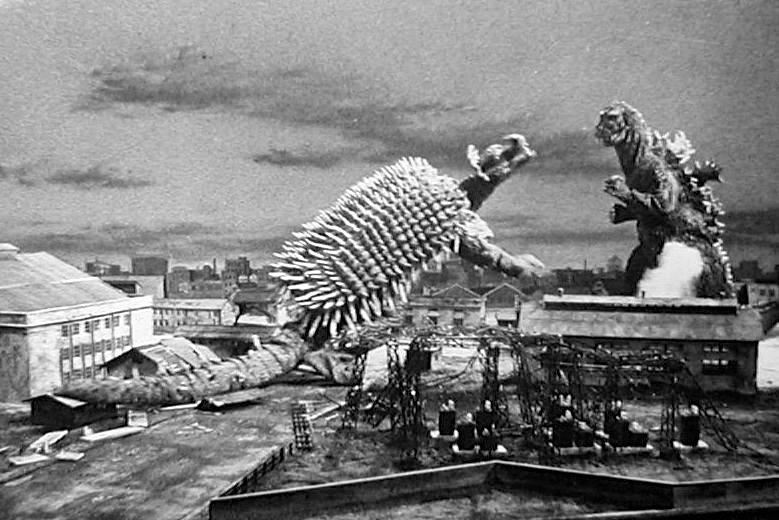 Top trumps: the giants of Japan's monster movies | BFI
