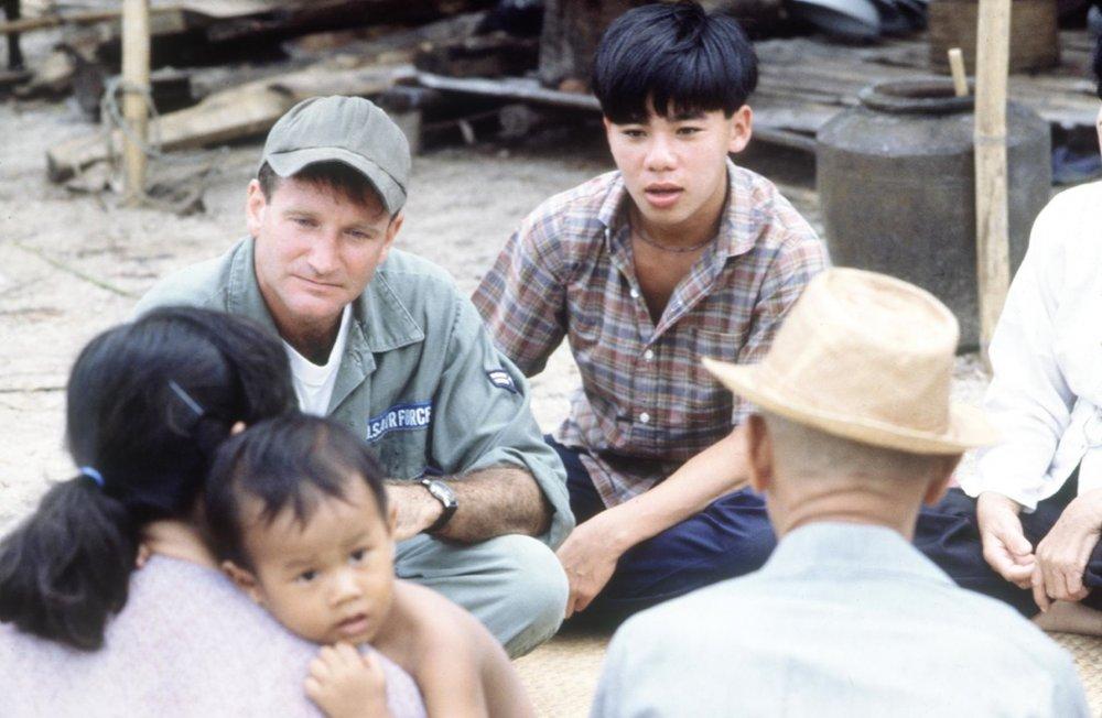 Good Morning Vietnam (1987)