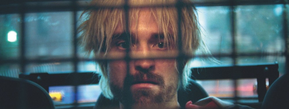 Robert Pattinson as 'Connie' Nikas in Josh and Benny Safdie's Good Time