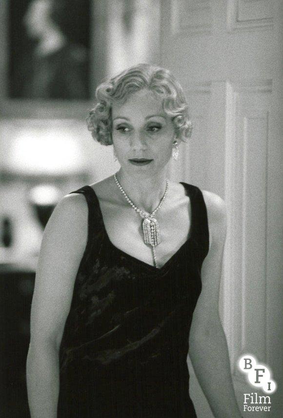 Kristin Scott Thomas in Robert Altman's BAFTA-winning Gosford Park (2001)