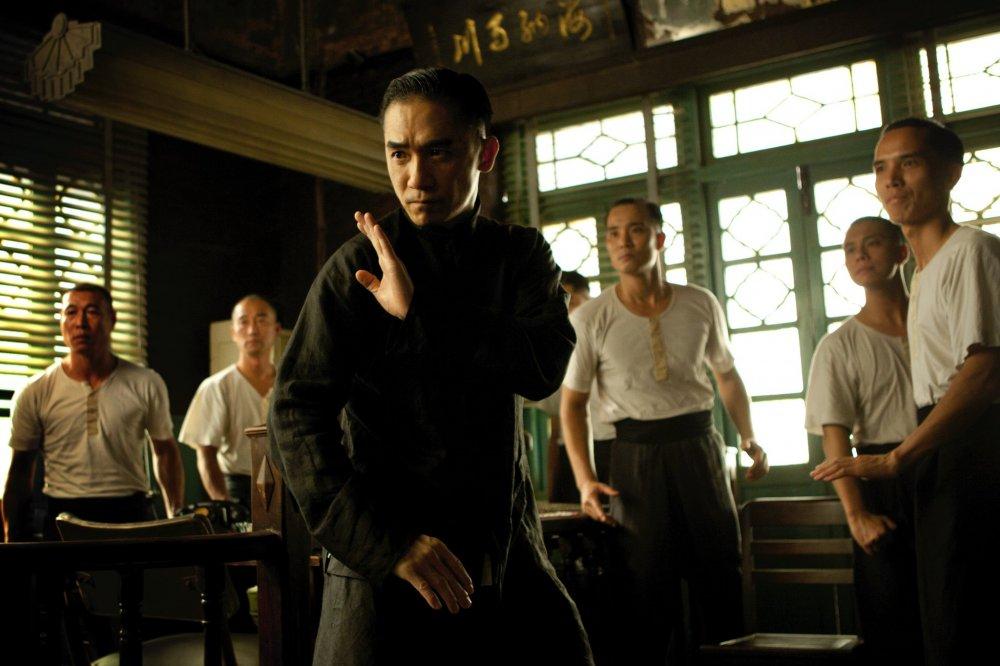 The Grandmaster (Yi dai zong shi, 2013)