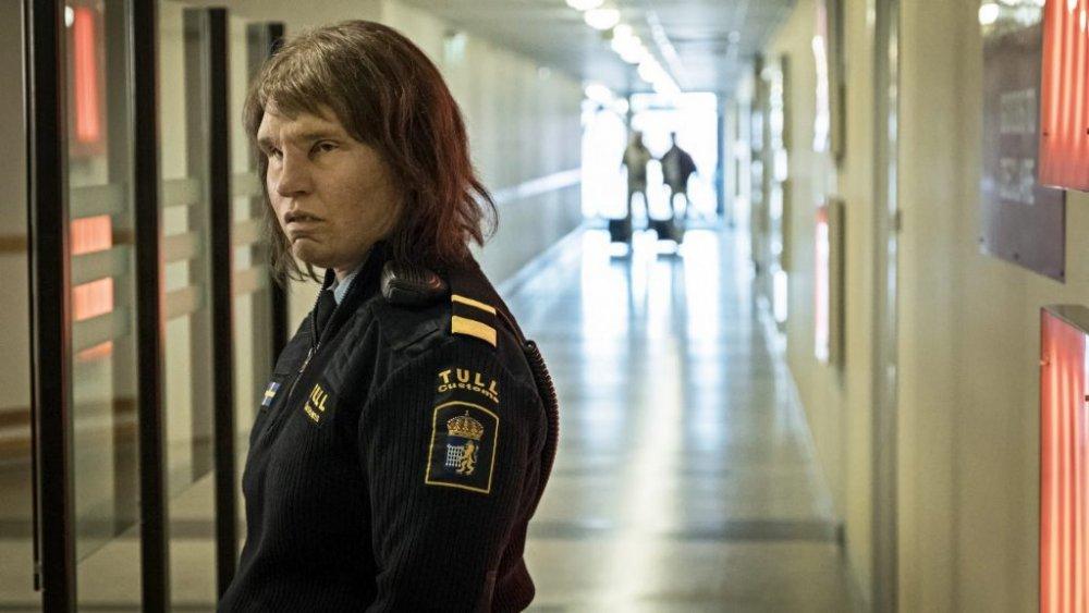 Eva Melander as Tina in Gräss (Border)