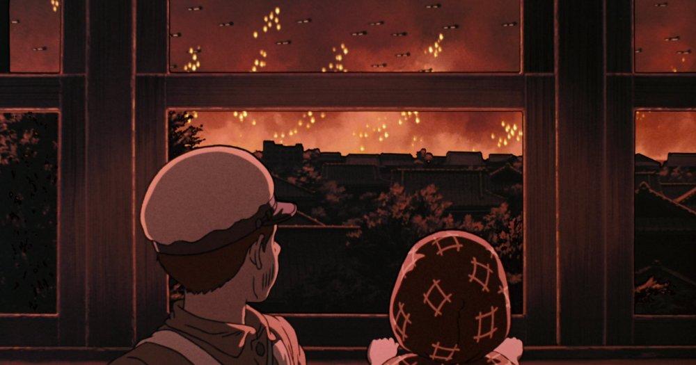 Grave of the Fireflies (Hotaru no Haka, 1988)