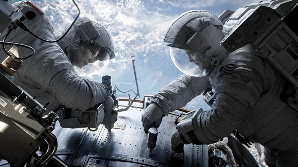 A-list pleasure: Alfonso Cuarón's Gravity