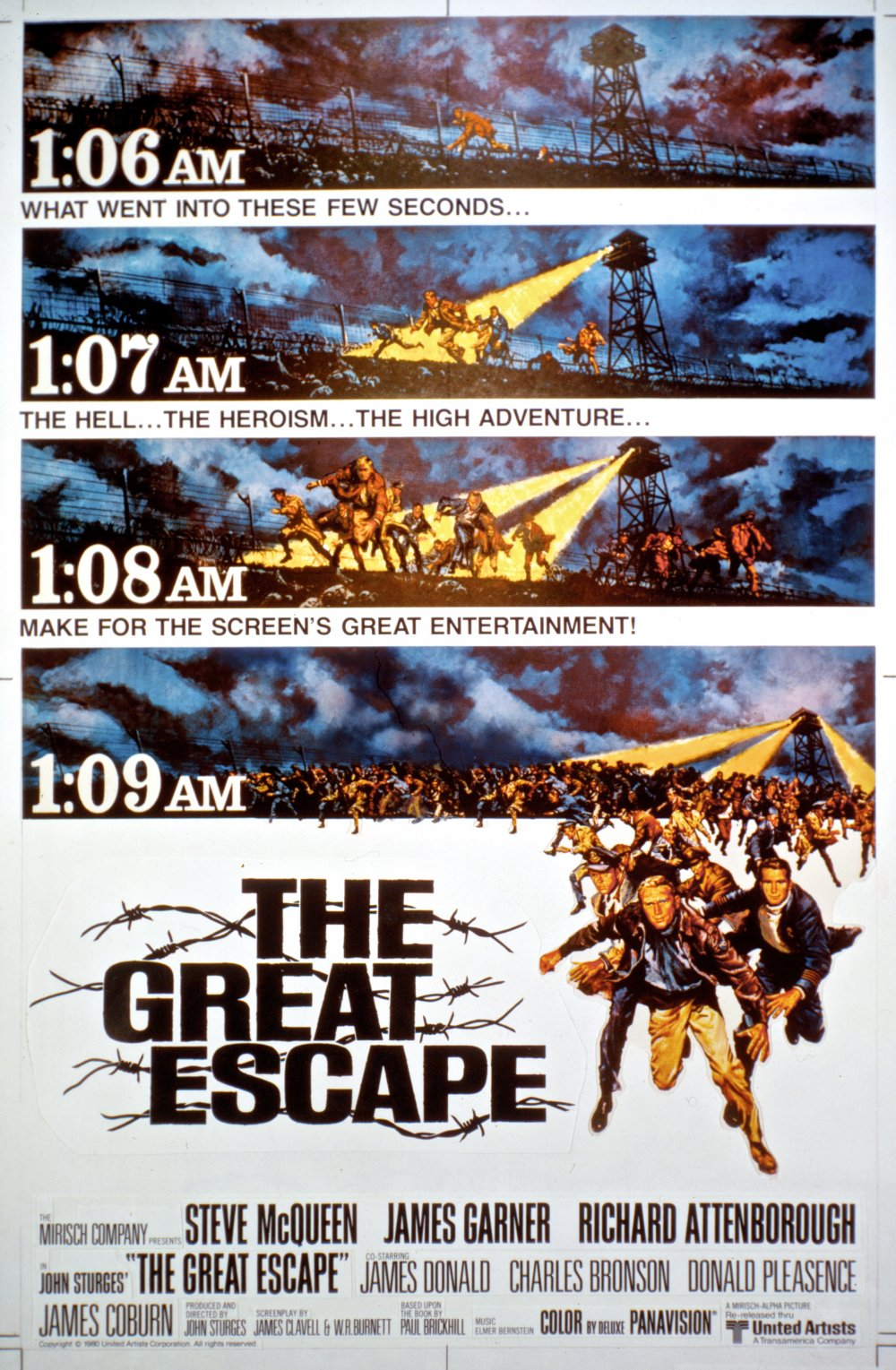 The Great Escape Turns 50 Bfi