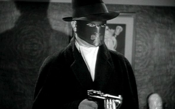 Warren Hull in The Green Hornet Strikes Again! (1940)