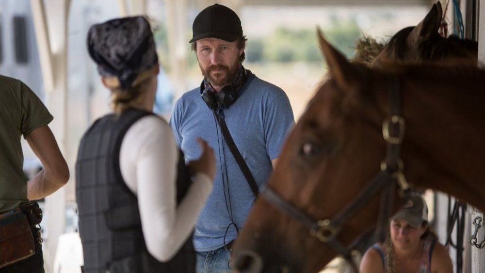 Andrew Haigh shooting Lean on Pete (2017)