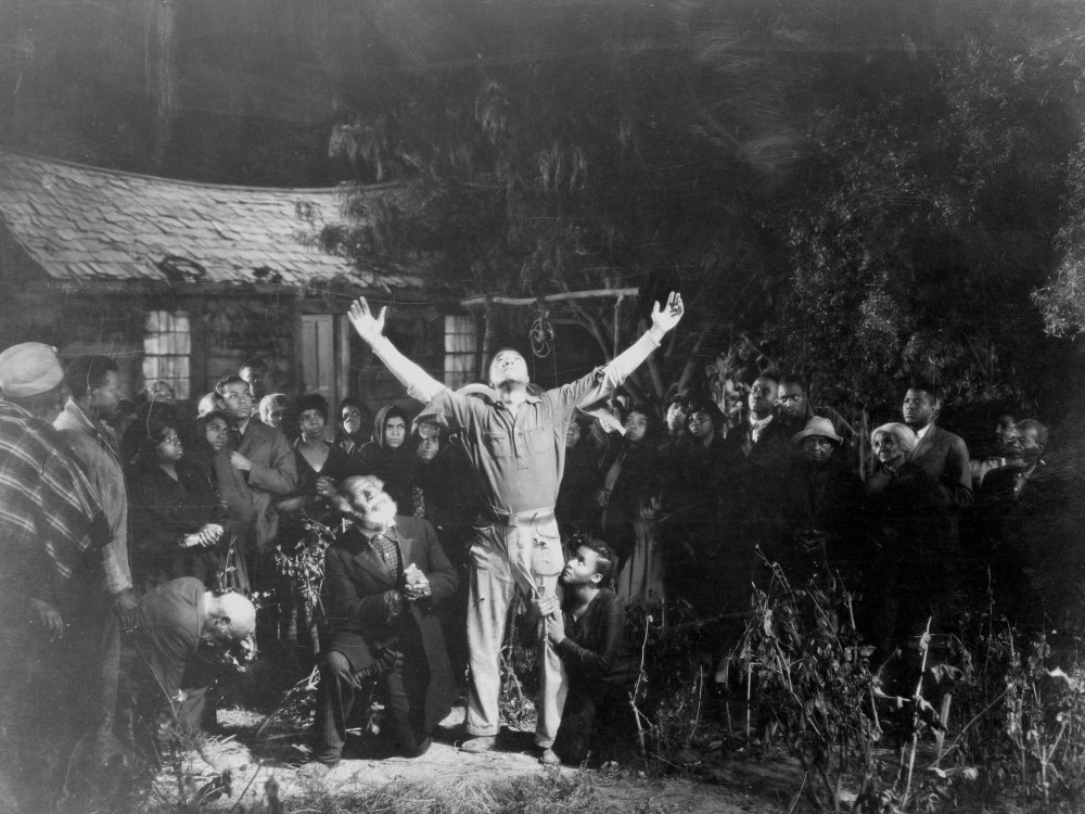 King Vidor's Hallelujah (1929), which features an all-black cast