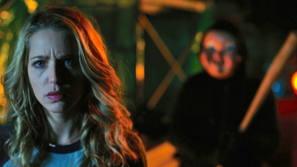 Jessica Rothe as Tree Gelbman in Christopher Landon's Happy Death Day