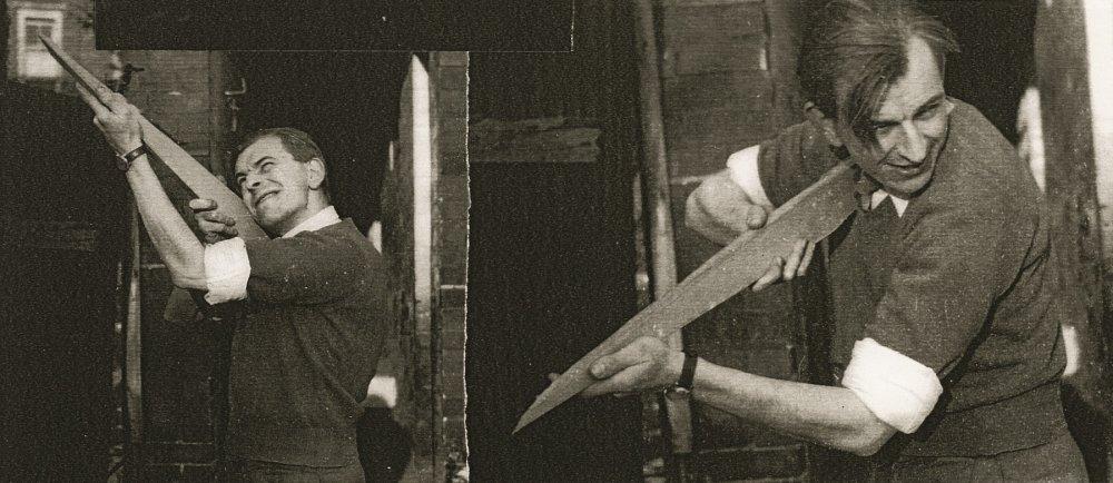 Harold Whitaker as Farmer Jones