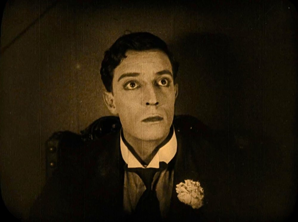 The Haunted House (1921)