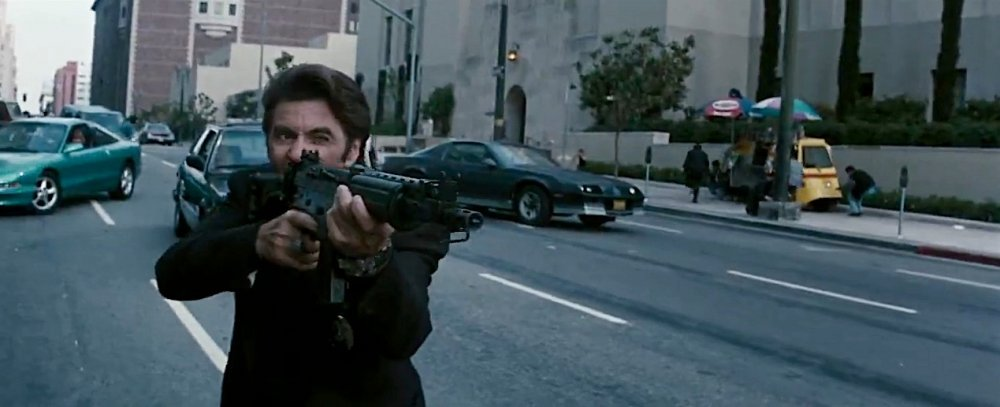 How The Filming Locations For Heat Have Changed Since 1995 Bfi