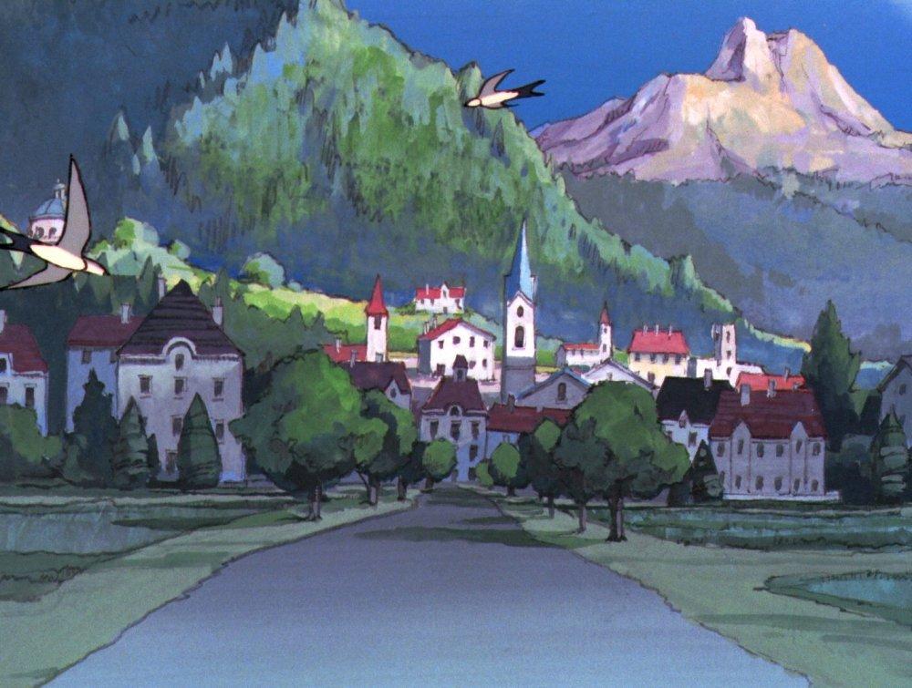 Heidi, Girl of the Alps (1974)