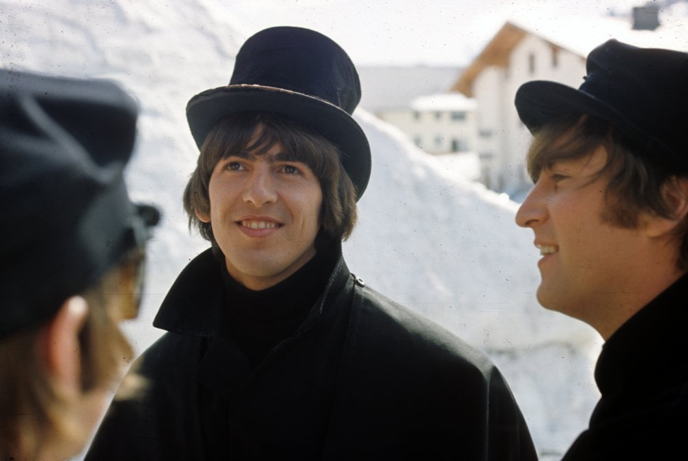 The Beatles Help At 50 Rare Behind The Scenes Photos Bfi