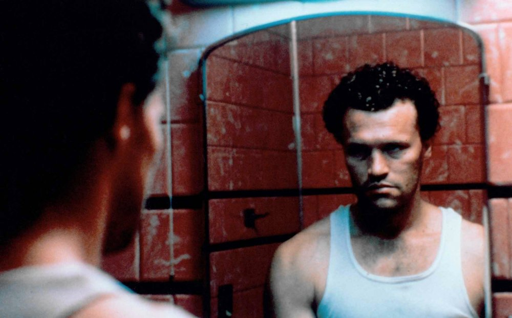 Michael Rooker as the titular protagonist of Henry: Portrait of a Serial Killer (1986)