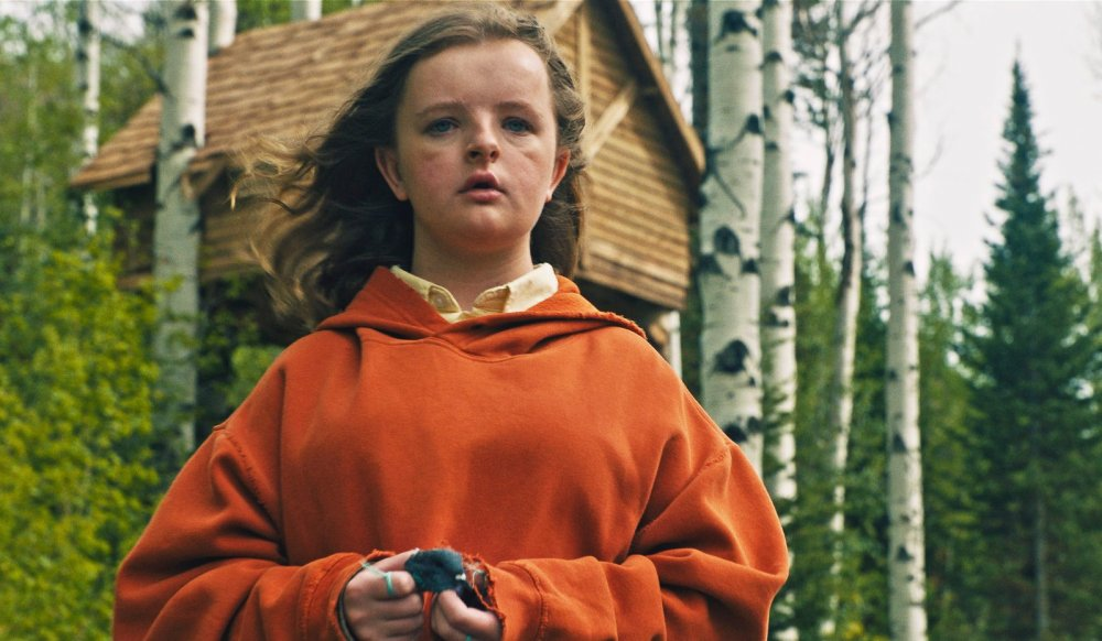 Millie Shapiro as Charlie Graham in Hereditary