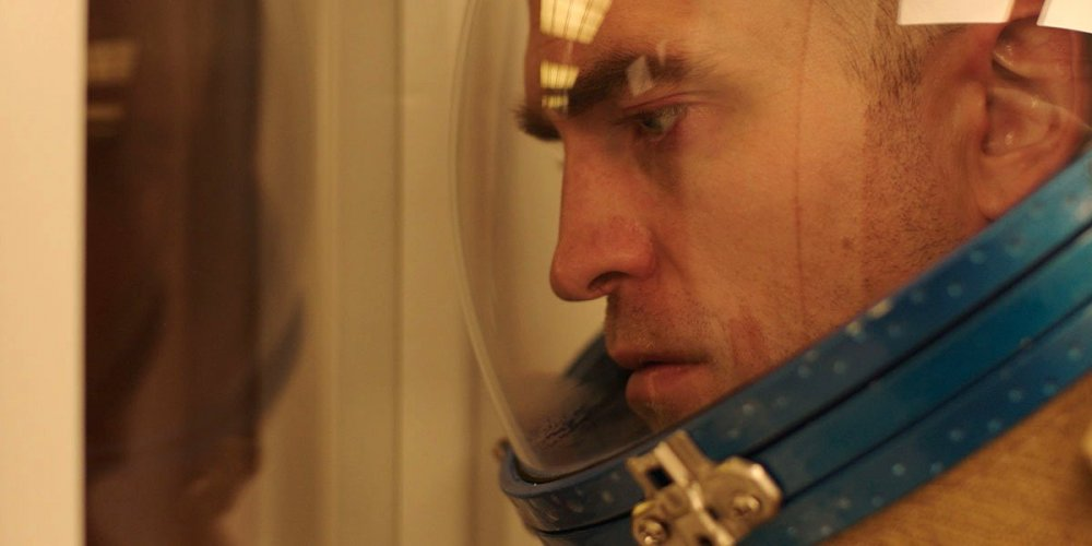 Robert Pattison as Monte in High Life