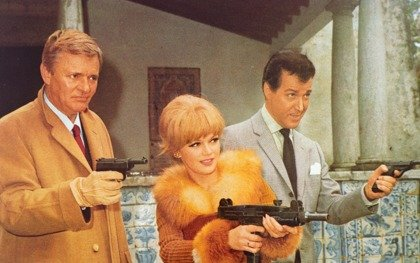 High Season for Spies (1966)