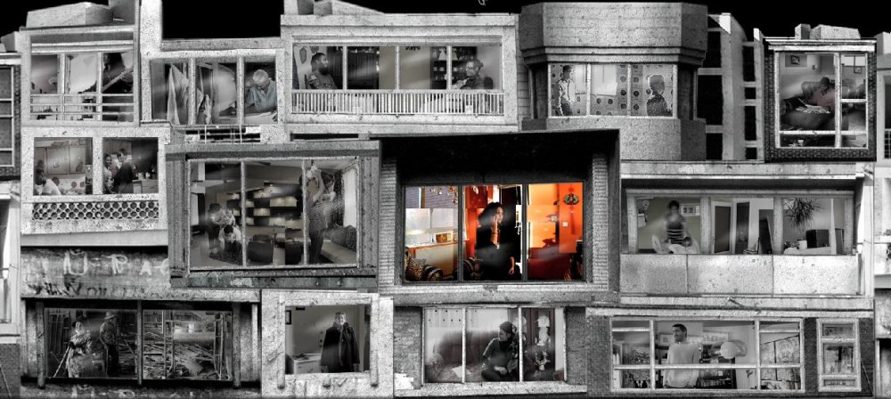 Katerina Cizek's NFBC web documentary Out of My Window