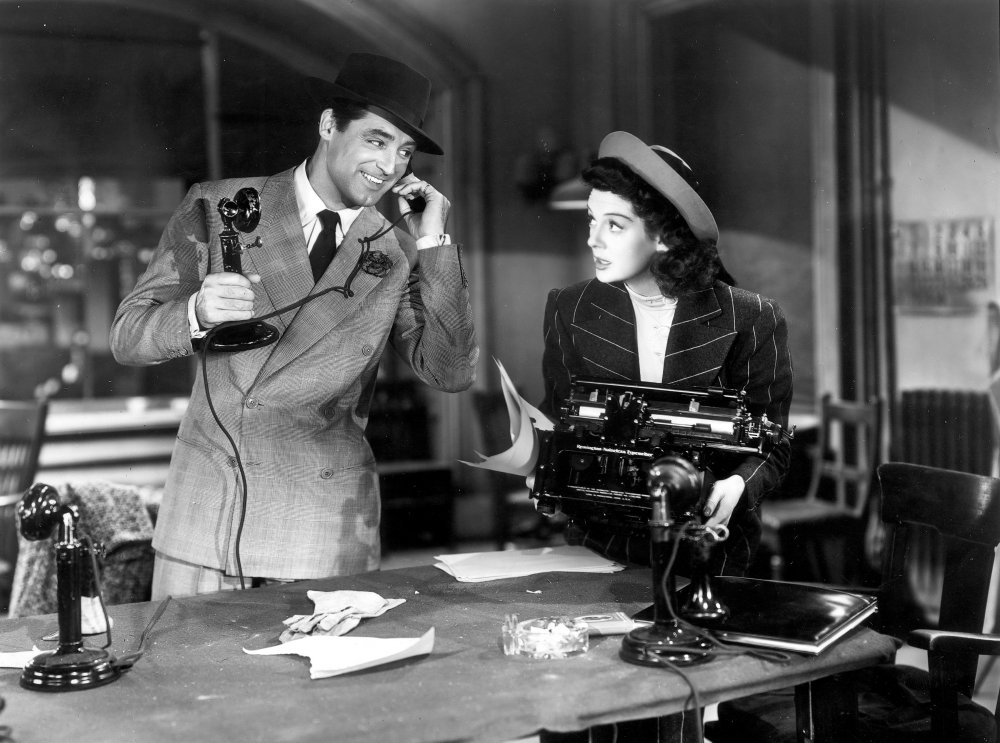 His Girl Friday (1939)