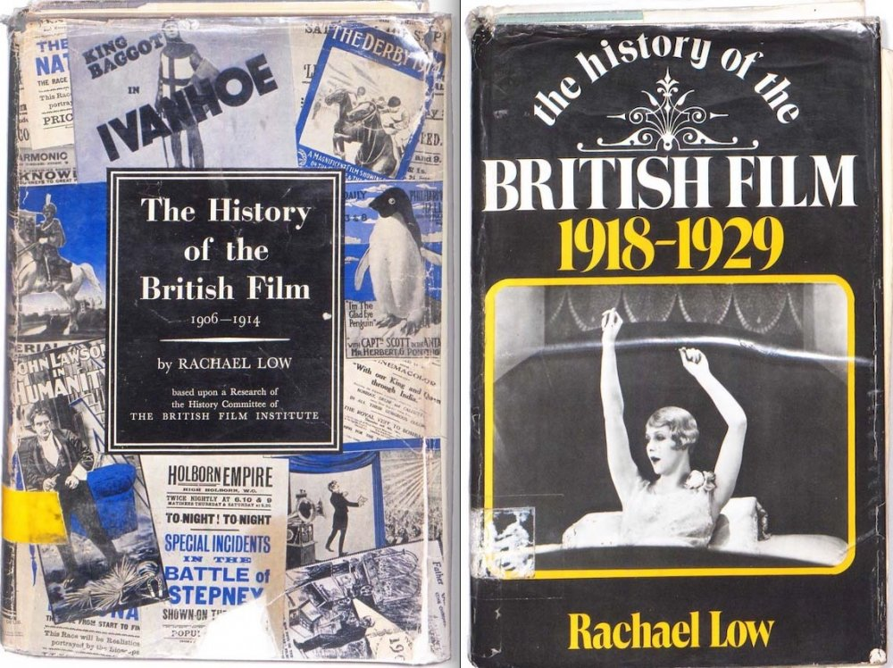 Low's groundbreaking series on the history of British cinema…