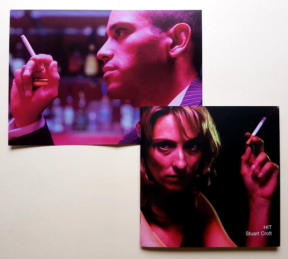 Exhibition ephemera for Hit (2003)