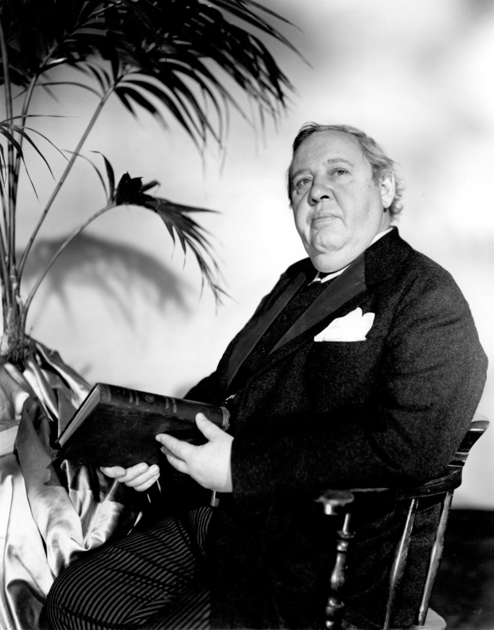Charles Laughton in Hobson's Choice