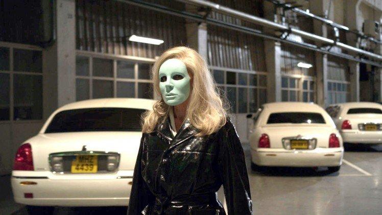 As Céline in Holy Motors