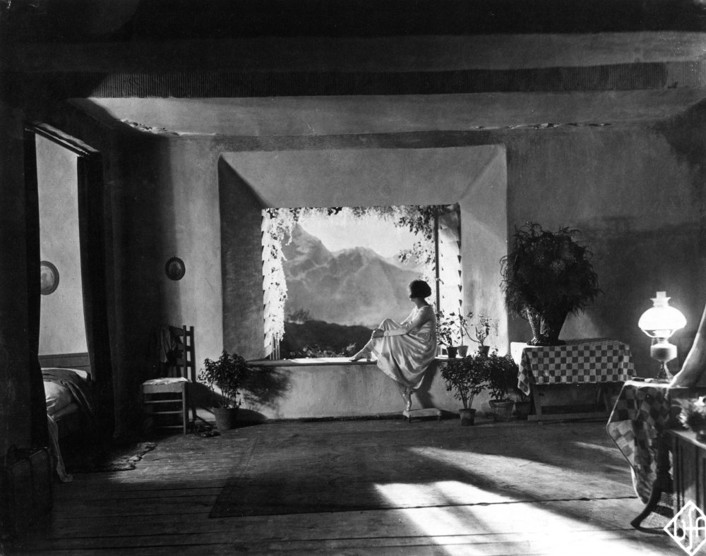 The Holy Mountain (1926)