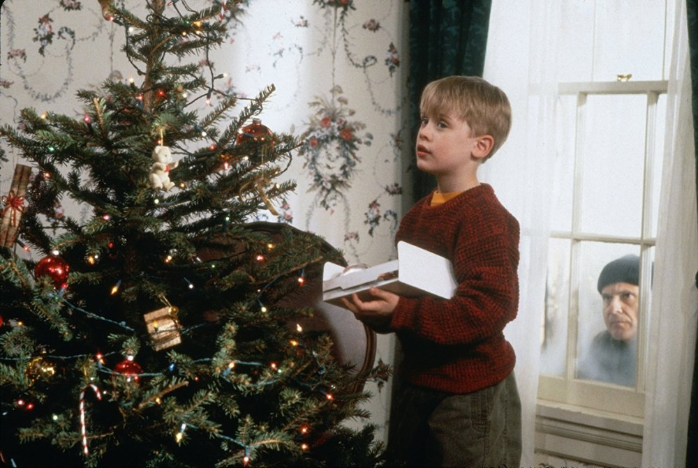 How Locations From Your Favourite Christmas Films Have Changed Bfi